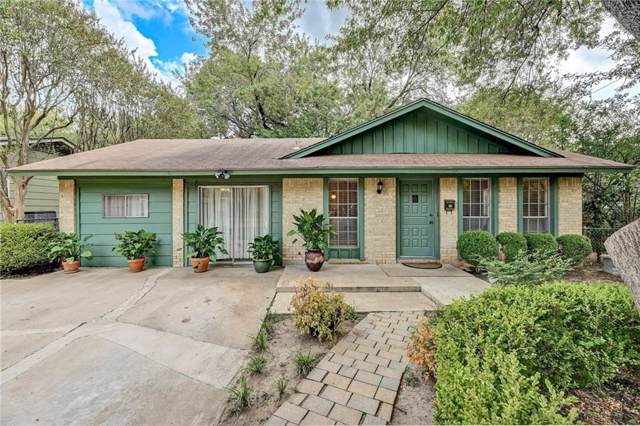 4609 Old Castle Rd, Austin, TX 78745 (#2058578) :: Lauren McCoy with David Brodsky Properties