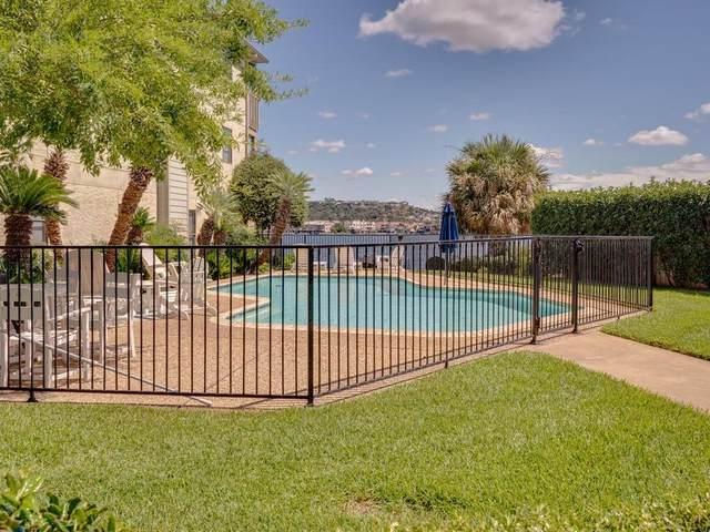 101 Island Dr G, Horseshoe Bay, TX 78657 (#2059197) :: Zina & Co. Real Estate