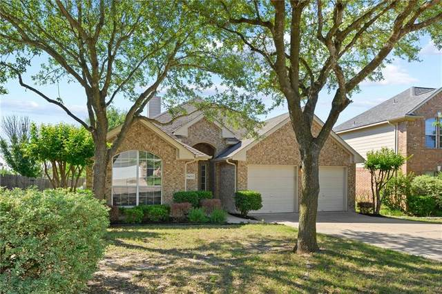 19409 Stage Line Trl, Pflugerville, TX 78660 (#2061493) :: First Texas Brokerage Company