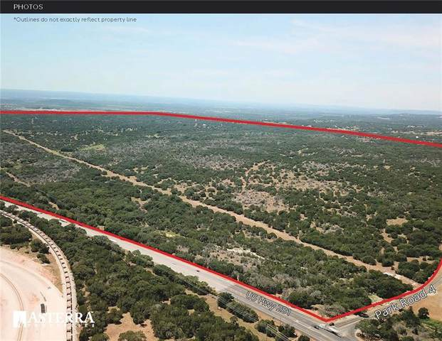6530 S Hwy 281 Highway, Marble Falls, TX 78611 (#2064111) :: First Texas Brokerage Company
