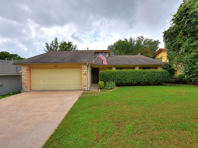 2111 Surrender Ave, Austin, TX 78728 (#2068737) :: Papasan Real Estate Team @ Keller Williams Realty