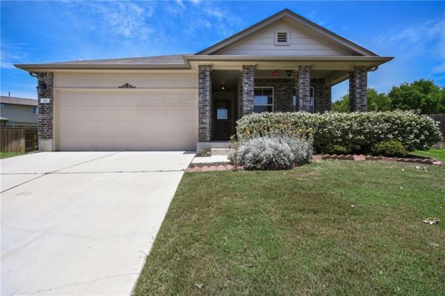 181 Chickadee Cv, Kyle, TX 78640 (#2072233) :: Papasan Real Estate Team @ Keller Williams Realty