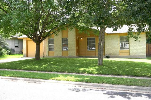 1107 S Trace Dr, Austin, TX 78745 (#2072583) :: Papasan Real Estate Team @ Keller Williams Realty