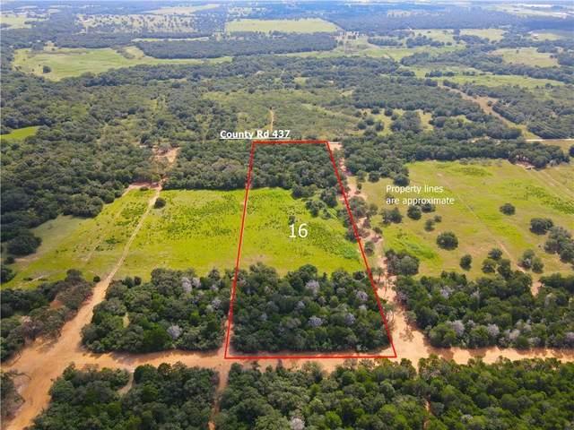 TBD N County Road 437 #16, Harwood, TX 78629 (#2073312) :: Papasan Real Estate Team @ Keller Williams Realty