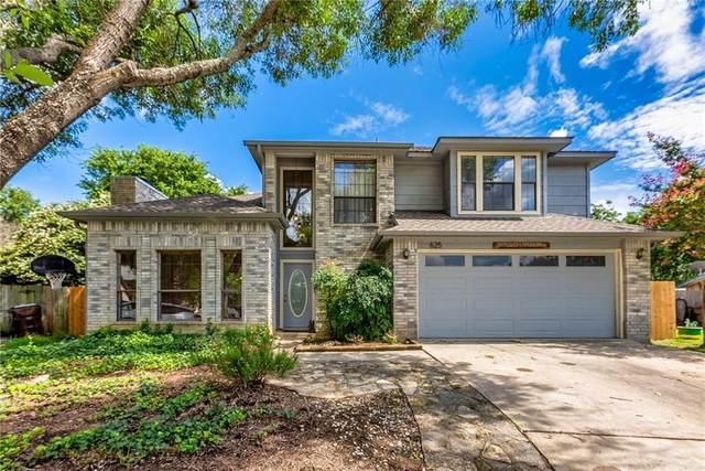 625 Hawthorne Ln, Round Rock, TX 78664 (#2074722) :: Papasan Real Estate Team @ Keller Williams Realty