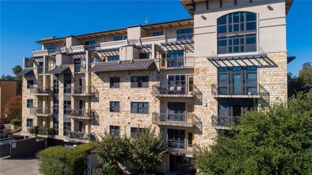 1812 West Ave #105, Austin, TX 78701 (#2075148) :: The Heyl Group at Keller Williams