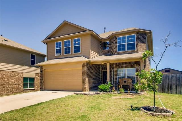 340 Northern Flicker St, Kyle, TX 78640 (#2075922) :: Zina & Co. Real Estate