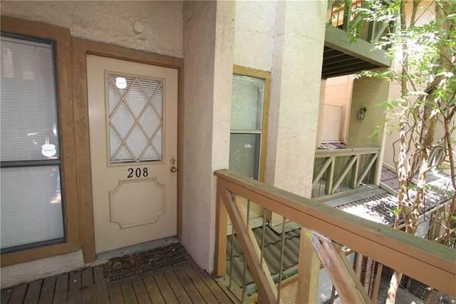 806 W 24th St #208, Austin, TX 78705 (#2082543) :: Papasan Real Estate Team @ Keller Williams Realty