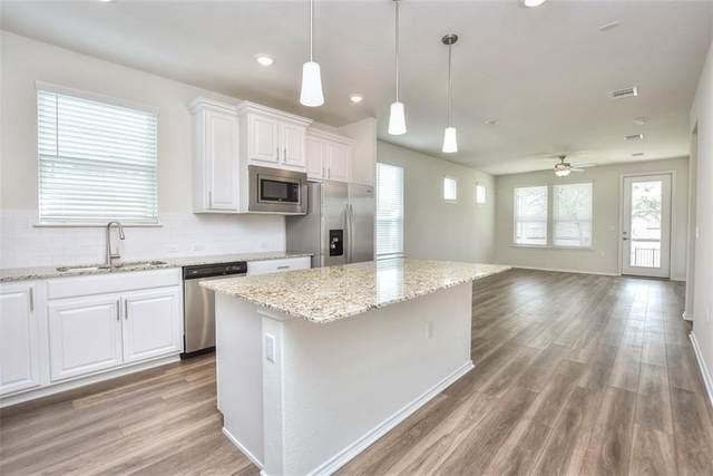 210 Yorktown St, Georgetown, TX 78633 (#2082652) :: Papasan Real Estate Team @ Keller Williams Realty