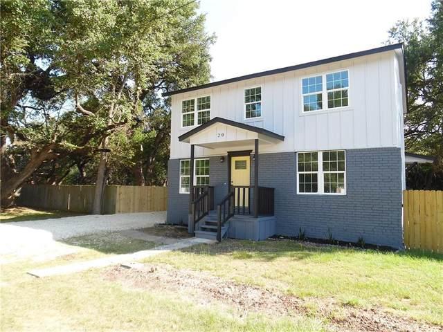 20 Blackjack Cir, Morgans Point Resort, TX 76513 (#2084141) :: Papasan Real Estate Team @ Keller Williams Realty