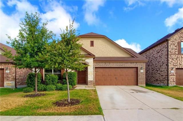 832 Water Hyacinth Loop, Leander, TX 78641 (#2084784) :: Ben Kinney Real Estate Team