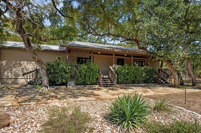 2858 Cedar Hollow Rd, Georgetown, TX 78628 (#2085080) :: Papasan Real Estate Team @ Keller Williams Realty