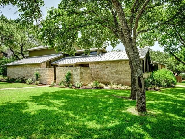 1603 Lost Creek Blvd, Austin, TX 78746 (#2085470) :: Lancashire Group at Keller Williams Realty