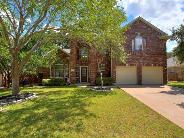 12607 Grierson Trl, Austin, TX 78732 (#2086171) :: Realty Executives - Town & Country
