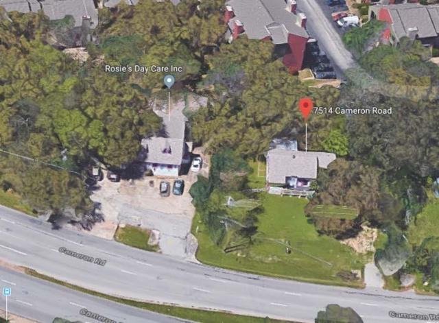 7512 & 7514 Cameron Rd, Austin, TX 78752 (#2086204) :: Papasan Real Estate Team @ Keller Williams Realty