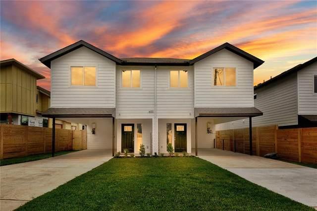 600 Delmar Ave B, Austin, TX 78752 (#2086375) :: Papasan Real Estate Team @ Keller Williams Realty