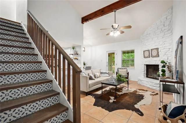 500 Hesters Crossing Rd #215, Round Rock, TX 78681 (#2088779) :: Papasan Real Estate Team @ Keller Williams Realty