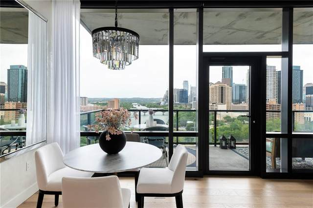 70 Rainey St #1204, Austin, TX 78701 (#2090000) :: Zina & Co. Real Estate