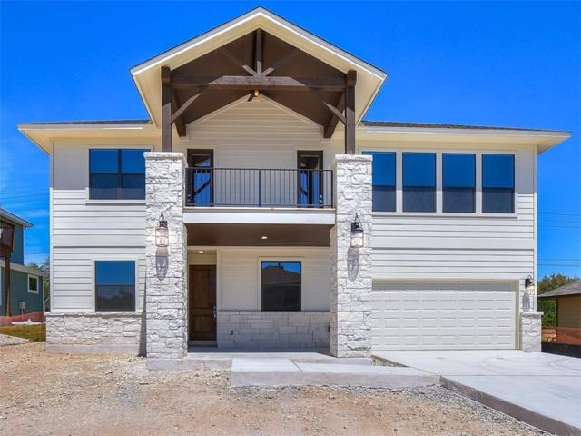 412 Summit Ridge Dr N, Point Venture, TX 78645 (#2090076) :: The Heyl Group at Keller Williams