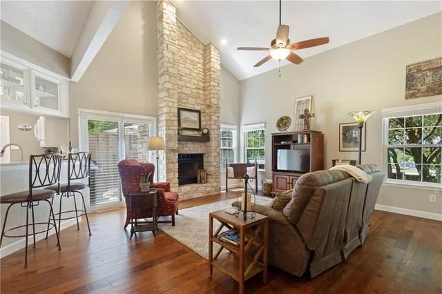 2201 Lakeway Blvd #28, Lakeway, TX 78734 (#2090190) :: Zina & Co. Real Estate