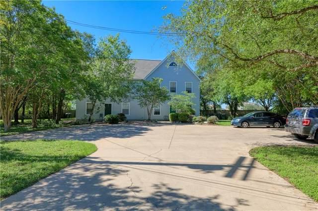 2908 Whisper Oaks Ln, Georgetown, TX 78628 (#2090395) :: Papasan Real Estate Team @ Keller Williams Realty