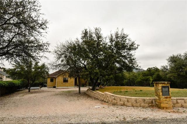 1402 County Road 133, Burnet, TX 78611 (#2092081) :: Watters International