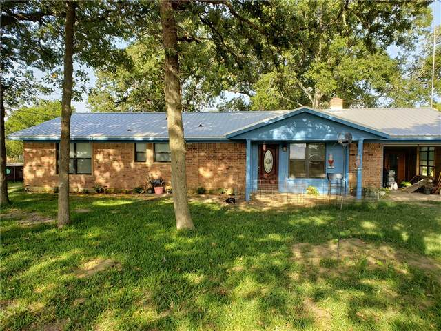2513 Cr 316, Rockdale, TX 76567 (MLS #2092605) :: Vista Real Estate
