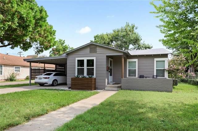 904 Stark St, Austin, TX 78756 (MLS #2093889) :: Vista Real Estate