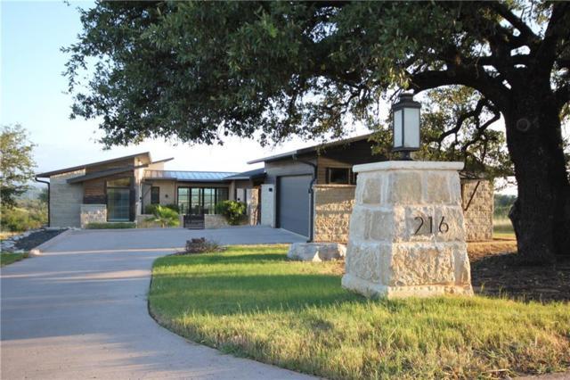 216 Nattie Woods, Horseshoe Bay, TX 78657 (#2094232) :: 12 Points Group