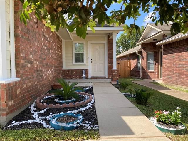 12809 John Adams St, Manor, TX 78653 (#2094264) :: Papasan Real Estate Team @ Keller Williams Realty