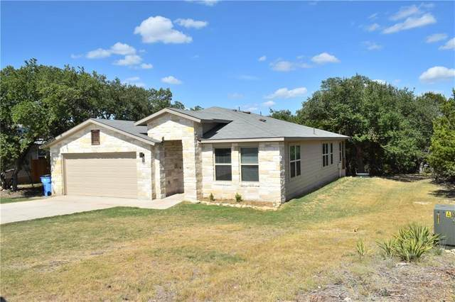 2401 American Dr, Lago Vista, TX 78645 (#2095330) :: The Perry Henderson Group at Berkshire Hathaway Texas Realty