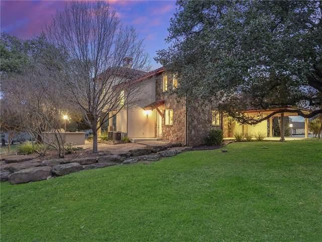 111 Lachite D, Horseshoe Bay, TX 78657 (#2096432) :: Papasan Real Estate Team @ Keller Williams Realty
