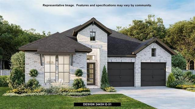 1125 Stetson Hat Trl, Georgetown, TX 78628 (#2099195) :: The Summers Group