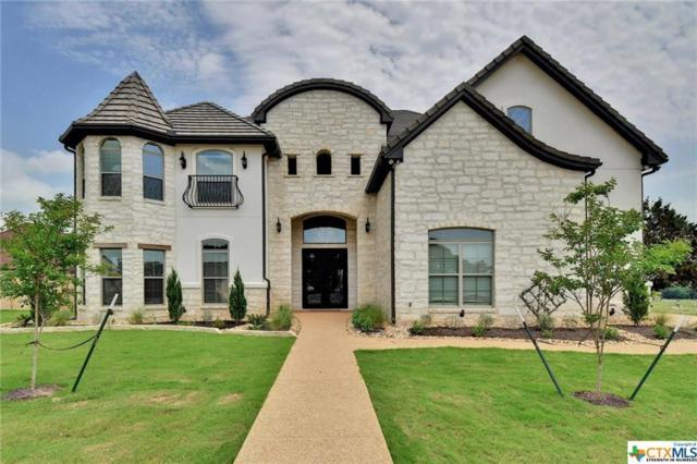 1011 Ferguson Mill, Salado, TX 76571 (#2100145) :: The Perry Henderson Group at Berkshire Hathaway Texas Realty