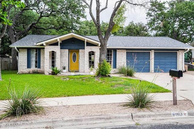 6903 Whispering Oaks Dr, Austin, TX 78745 (#2100795) :: The Summers Group