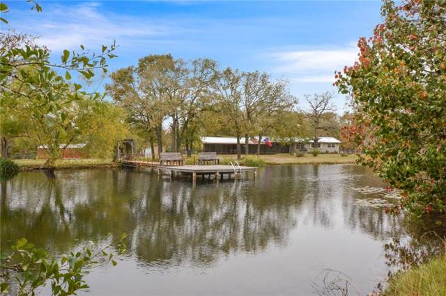 363 County Road 380, Milano, TX 76556 (MLS #2100895) :: Vista Real Estate