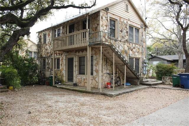 1804 Linscomb Ave D, Austin, TX 78704 (#2101484) :: The Perry Henderson Group at Berkshire Hathaway Texas Realty