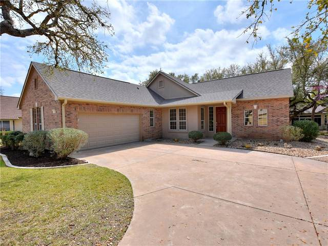 123 Bronco Dr, Georgetown, TX 78633 (#2106819) :: Papasan Real Estate Team @ Keller Williams Realty