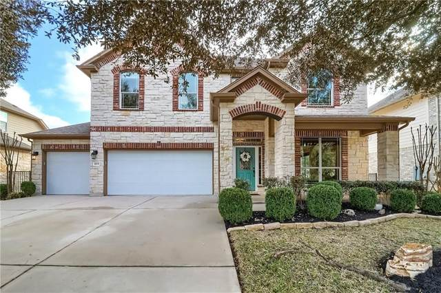 4201 Engadina Pass, Round Rock, TX 78665 (#2106900) :: The Summers Group