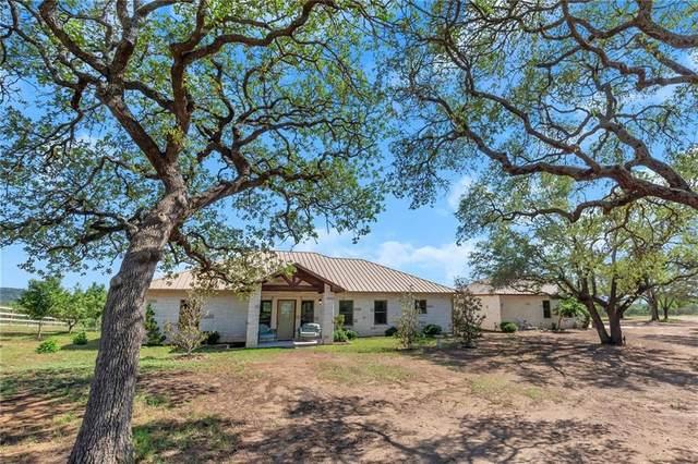 115 Zachary Rd, Buchanan Dam, TX 78609 (#2107365) :: Papasan Real Estate Team @ Keller Williams Realty