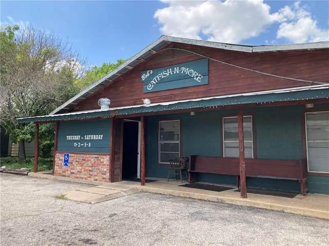 305 E Morrow St, Georgetown, TX 78626 (MLS #2107495) :: Brautigan Realty