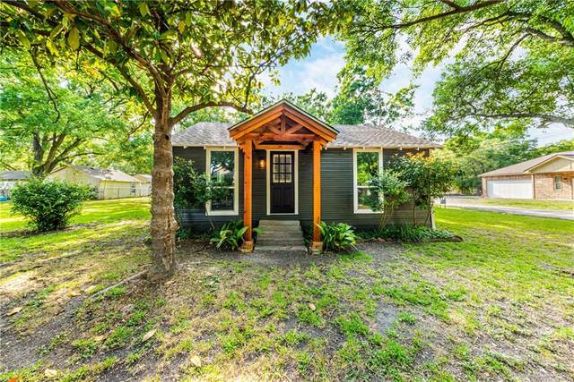 303 Schramm St, Granger, TX 76530 (#2107718) :: Papasan Real Estate Team @ Keller Williams Realty