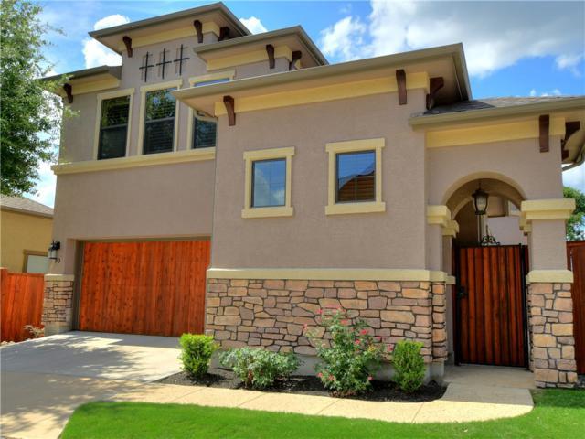 4332 Teravista Club Dr #30, Round Rock, TX 78665 (#2108798) :: Papasan Real Estate Team @ Keller Williams Realty