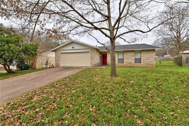 2114 Shiloh Dr, Austin, TX 78745 (#2109019) :: Ben Kinney Real Estate Team