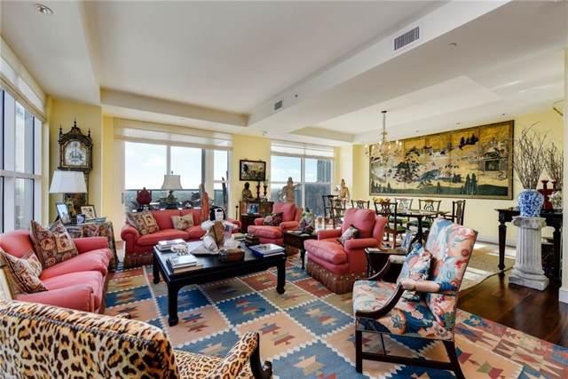98 San Jacinto Blvd #1904, Austin, TX 78701 (#2109548) :: Papasan Real Estate Team @ Keller Williams Realty