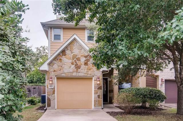 1819 Crown Dr, Austin, TX 78745 (#2111464) :: Watters International