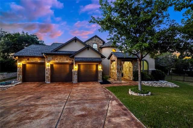 214 Mia Dr, Lakeway, TX 78738 (#2111640) :: Green City Realty