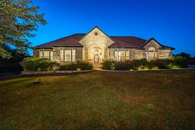 509 Rolling Hills Rd, Liberty Hill, TX 78642 (MLS #2113257) :: Brautigan Realty