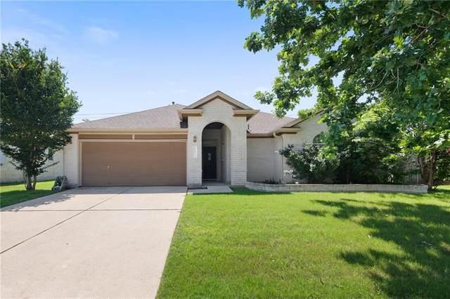 1413 Haley Gray Dr, Pflugerville, TX 78660 (#2113300) :: Papasan Real Estate Team @ Keller Williams Realty