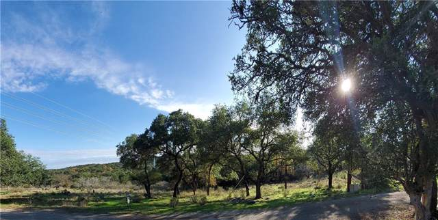 Lot 58 Knights Row, Cottonwood Shores, TX 78657 (#2113722) :: The Perry Henderson Group at Berkshire Hathaway Texas Realty